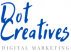 Dot Creatives Digital Marketing Agency Logo